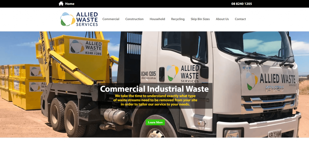 Allied_Waste_Website